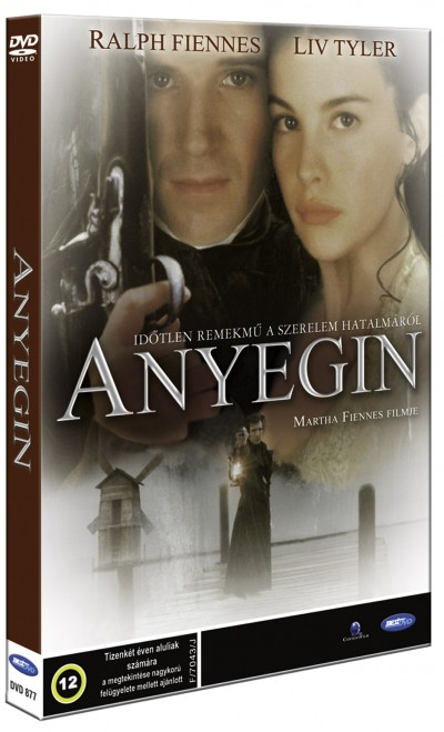 Martha Fiennes - Anyegin - DVD