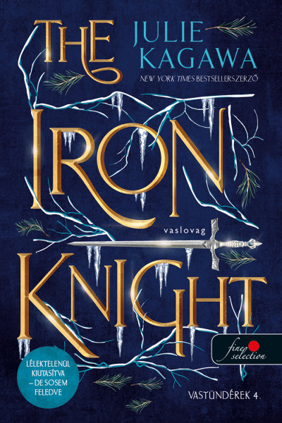 Julie Kagawa - The Iron Knight - Vaslovag