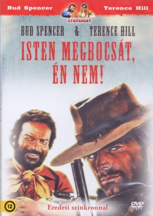 Giuseppe Colizzi - Isten megbocs�t, �n nem - DVD