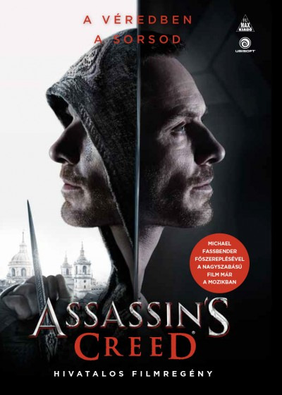 Christie Golden - Assassin's Creed - A hivatalos filmregény