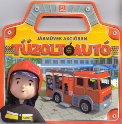 Anna Podgórska - Járművek akcióban - Tűzoltóautó