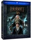 - A hobbit: Az öt sereg csatája - 5 Lemezes Bővített Kiadás - 3D Blu-ray