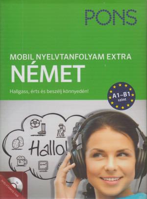 - PONS Mobil Nyelvtanfolyam extra - N�met - CD mell�klettel