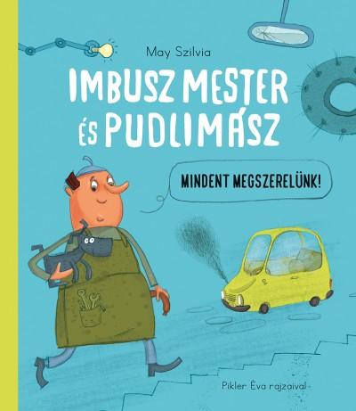 May Szilvia - Imbusz mester és Pudlimász