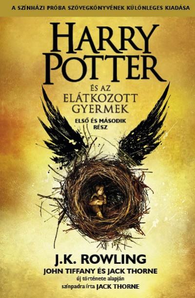 Harry Potter k�nyvbemutat�