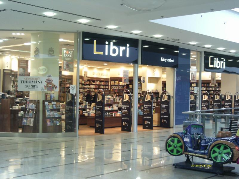 Eger Könyvesbolt