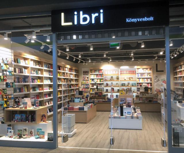 Pécs Árkád Könyvesbolt